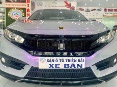 Bán xe Honda Civic năm sản xuất 2018, màu bạc, nhập khẩu còn mới, giá 668tr