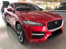 Bán Jaguar F-Pace đời 2018, màu đỏ, nhập khẩu nguyên chiếc