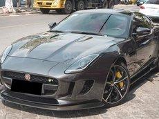 Bán Jaguar F Type đời 2016, màu đen, xe nhập