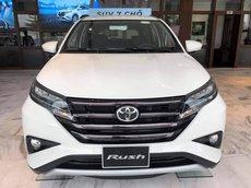 [Đại lí Toyota] Toyota Rush 2021, KM 1 năm BHTV giảm ngay tiền mặt xe đủ màu giao ngay