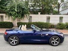 Bán BMW Z4 sản xuất 2009 nội thất nguyên bản, odo chuẩn 31.000km, xe còn mới, full option