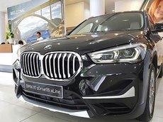Bán xe BMW X1 sDrive18i năm 2019, màu đen, xe nhập