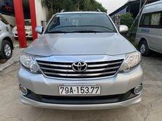 Cần bán gấp Toyota Fortuner 2.7AT sản xuất 2013, giá 560tr