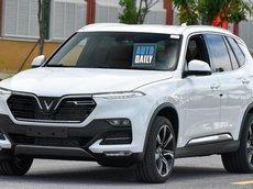 Lux SA2.0 - xe SUV của sự sang trọng - đẳng cấp