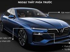 Lux A2.0 - sedan siêu ưu đãi tháng 6.2021