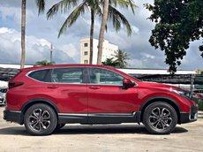 Siêu khuyến mại Honda CRV 2021 giảm 150 triệu tiền mặt, phụ kiện, Hồng Nhung