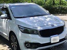 Bán Kia Sedona sản xuất năm 2016, màu trắng còn mới, giá 860tr