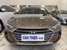 Bán Hyundai Elantra 1.6AT năm 2016, màu nâu giá cạnh tranh