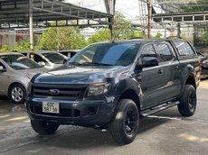 Cần bán xe Ford Ranger 2014, màu xám, nhập khẩu Thái Lan số sàn, 395tr
