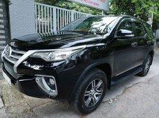 Cần bán xe Toyota Fortuner đời 2017, màu đen, xe nhập chính chủ