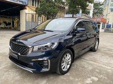 Cần bán Kia Sedona 2020, màu xanh lam xe gia đình