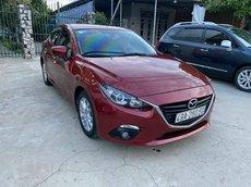 Cần bán gấp Mazda 3 1.5AT đời 2015, màu đỏ