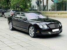 Bán Bentley Continental đời 2007, màu đen, nhập khẩu số tự động