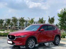 Cần bán gấp Mazda CX 5 2.5 Premium Signature năm 2020, màu đỏ, 948tr
