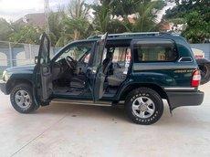Bán Toyota Land Cruiser sản xuất năm 2001, màu xanh lục như mới
