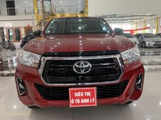 Bán xe Hilux 4X2 AT sản xuất 2019