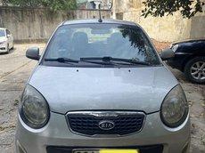 Cần bán lại xe Kia Morning đời 2011, màu bạc còn mới, giá chỉ 138 triệu