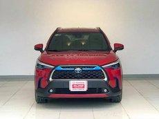 Bán xe Toyota Corolla 2020, màu đỏ, giá tốt