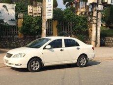 Bán xe Toyota Corolla sản xuất 2001, màu trắng giá cạnh tranh
