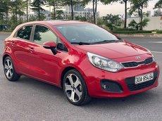 Cần bán xe Kia Rio đời 2012, màu đỏ, giá 345tr