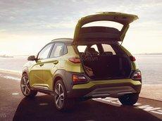 Cần bán xe Hyundai Kona 1.6 Turbo năm 2021, màu xanh, giá chỉ 750 triệu