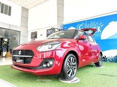 Suzuki Swift 2021, nâng cấp ấn tượng, giao xe ngay, tặng bảo hiểm thân xe 1 năm
