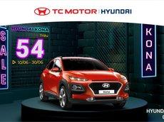 Cần bán Hyundai Kona AT tiêu chuẩn sản xuất 2021, màu đỏ, 636 triệu