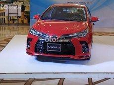 Toyota Vios 2021 - Giảm tới 30 triệu - tặng BH thân vỏ, combo phụ kiện