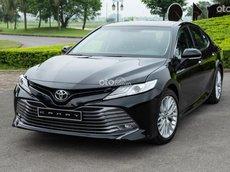 Toyota Camry 2021 mới - Chỉ 200tr nhận xe, tặng ngay film - sàn