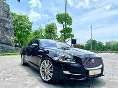 Bán Jaguar XJL màu đen, Siêu mới - Đẳng cấp - Sang trọng - Siêu thể thao