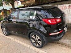 Xe Kia Sportage đời 2010, màu đen, nhập khẩu còn mới, giá tốt