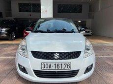 Cần bán lại xe Suzuki Swift năm 2013, màu trắng, nhập khẩu Nhật Bản, giá tốt