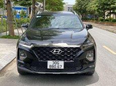 Bán ô tô Hyundai Santa Fe Premium sản xuất năm 2019, màu đen