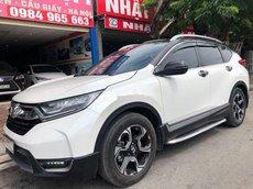 Cần bán lại xe Honda CR V sản xuất năm 2019, màu trắng, nhập khẩu Thái
