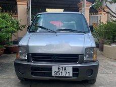 Cần bán xe Suzuki Wagon R+ sản xuất 2004, màu bạc chính chủ