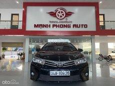 Toyota Altis 1.8G 2015, xe đi 50.000km, cực đẹp bao test - cam kết không lỗi nhỏ