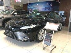 Toyota Camry 2021 giá tốt, ưu đãi chưa từng có, giảm 30tr tiền mặt, trả góp lãi suất hấp dẫn, hỗ trợ giao xe tận nhà