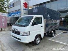 Xe tải Suzuki Carry Pro 8 tạ thùng kín Composite 2021 bền đẹp giá tốt