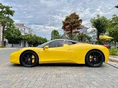 Cần bán Ferrari 458 năm 2011, màu vàng