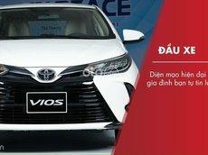 Thời điểm vàng Toyota Vios - giảm tiền mặt lên đến hơn 50 triệu