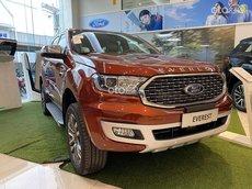 [Ford Hà Nội] Ford Everest 2021, ưu đãi giảm sâu lên đến 85tr tiền mặt, liên hệ nhanh