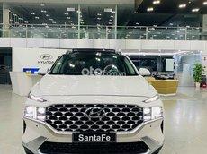 Hyundai SantaFe 2021 tặng thẻ dịch vụ Vip trọn đời, ưu đãi tiền mặt, trả góp 85%, giao xe ngay