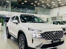 Xe Hyundai Santa Fe 2021 đỉnh cao phân khúc SUV - tặng thẻ dịch vụ vip trọn đời, trả góp lãi suất cố định 7.5%/năm