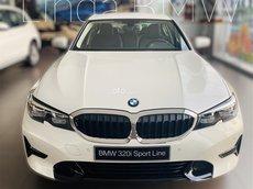 BMW 320i ưu đãi 190 triệu tháng 07