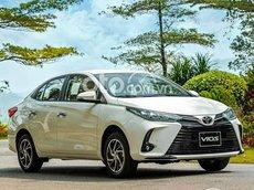 Bán Toyota Vios đời 2021, màu trắng, giá 456tr