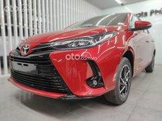 Cần bán Toyota Vios năm sản xuất 2021, màu đỏ, giá chỉ 456 triệu