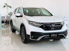 [Honda Bình Dương] Honda CR V sản xuất năm 2021, miễn phí trước bạ 100%, tặng full phụ kiện