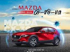 Cần bán xe Mazda CX-30 2021, màu đỏ, 839 triệu