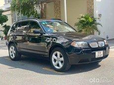 Bán ô tô BMW X3 năm 2003, đăng ký 2007, màu đen, xe nhập giá cạnh tranh