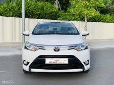 Bán Toyota Vios 1.5G 2018 - Trắng
